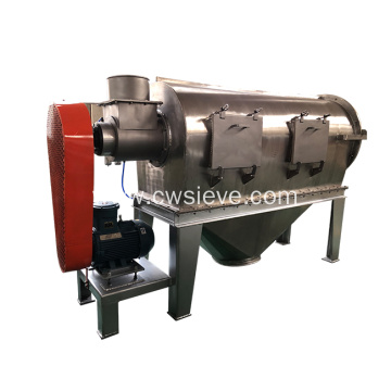large output stainless steel centrifugal screen